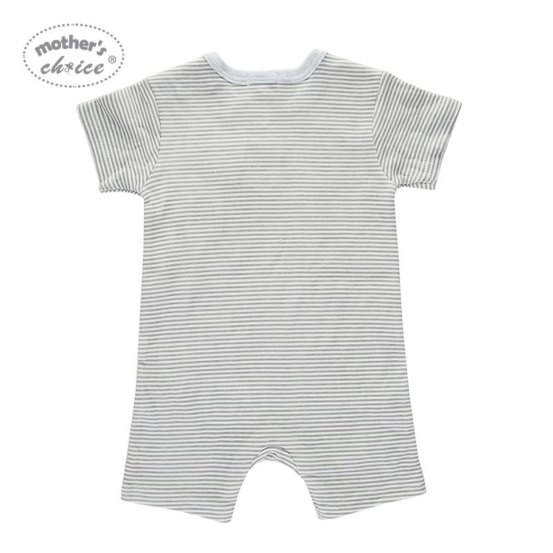 Mother's Choice Summer Short 2pcs / lot Baby Rompers Cotton Noworodek - Odzież dla niemowląt - Zdjęcie 4