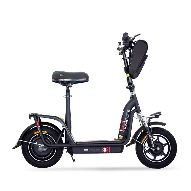 12Inch Electric Scooter 48V12Ah Lithium Battery 250W -4488