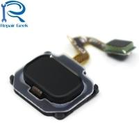 10pcs Lot New Sensor Home Button Return Key Manu Touch Fingerprint Flex Cable Ribbon For Samsung