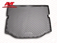 Trunk mats for Toyota Rav 4 2013 1 pcs rubber rugs non slip rubber interior car styling accessories