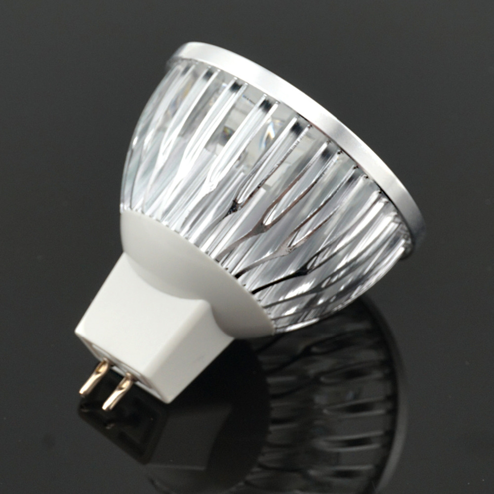 LED Mr16 4 watt Led lampen Bi pin Gu5.3 Spot Licht 12 Volt 50 watt ...