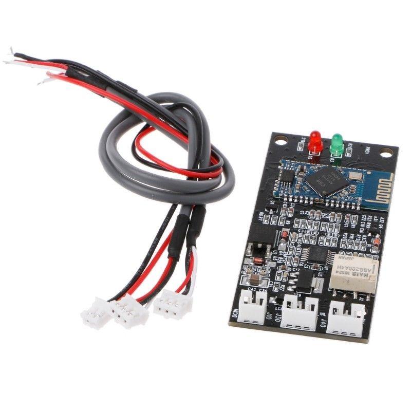 4.2 placa receptor estéreo de áudio 6-36 v A7-007