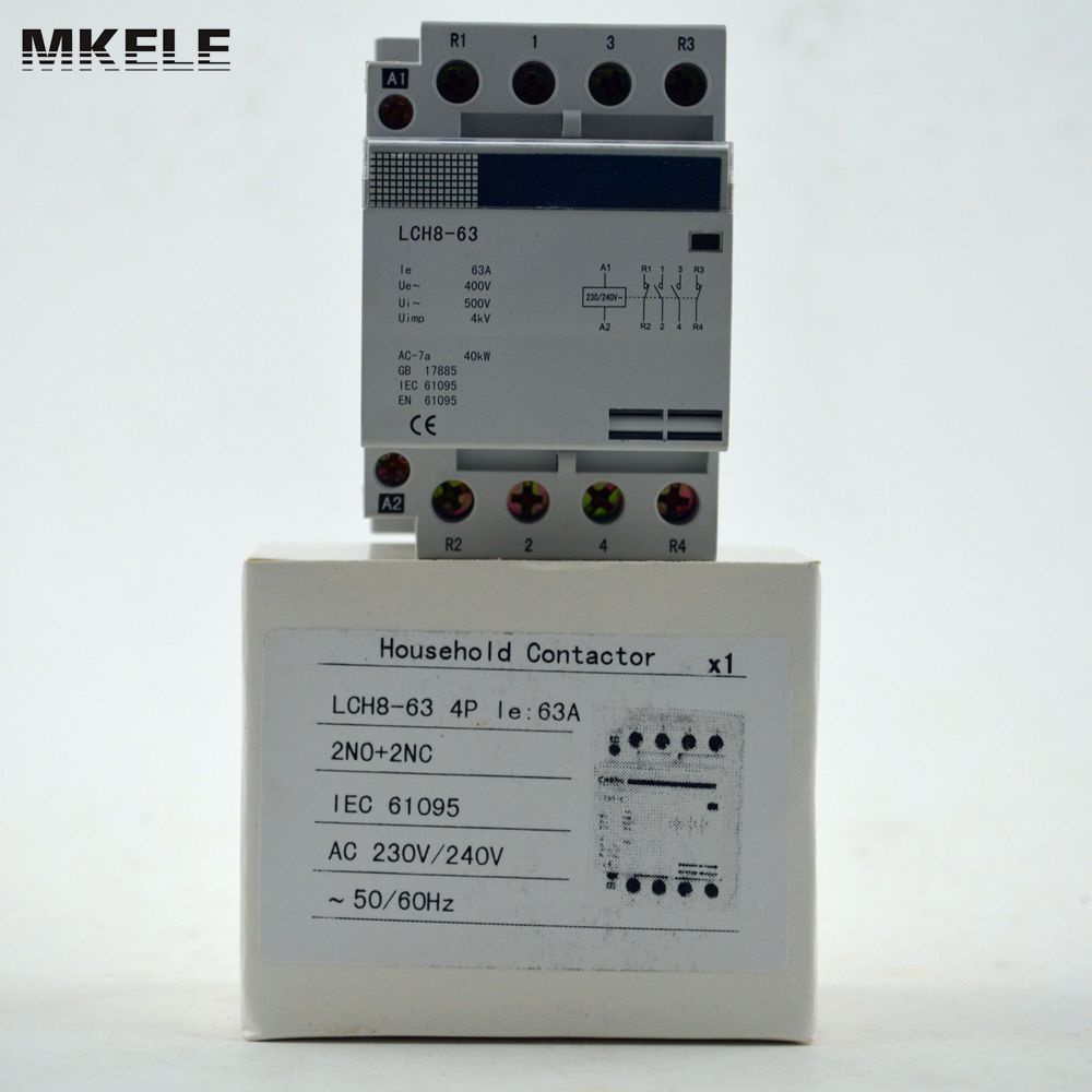 Famous 4 pole contactor wiring 04 grand marquis fuse diagram 4 pole contactor mk hac8 63 63a 4p 2no 2nc 220v230v240v in 4 pole contactor mk cheapraybanclubmaster Image collections