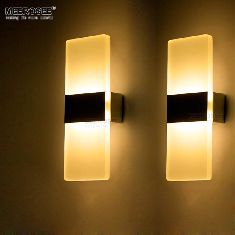 Quality Bathroom Lighting aliexpress : buy modern 6w led wall lights bathroom lighting