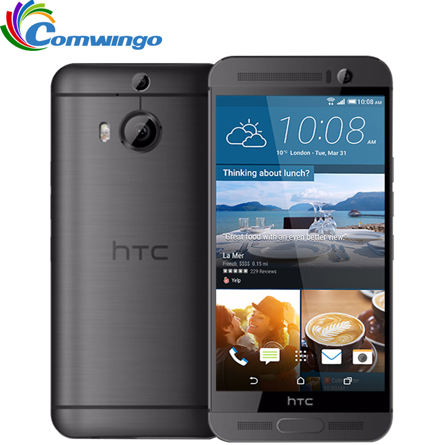 Unlocked HTC One M9 Plus M9PW RAM 3 GB ROM 32 GB Octa-core LTE Android Smart Phone