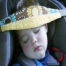 Fci# pram positioner stroller sleep seat support head belt safety baby