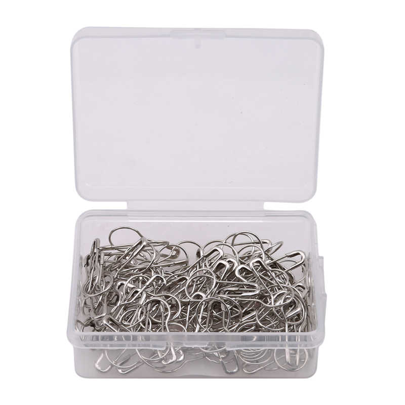 Clothes Label Strong Safety Pins Findings DIY Sewing Tools Brooch Badge Jewelry Safety Pins Findings Sewing Craft Tools