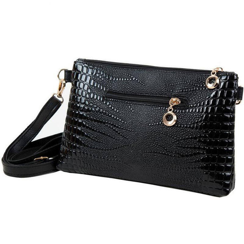 2017 Hot Sale Fashion Alligator Leather Handbag Women Bag High Quality Women Small Messenger bags bolsa feminina FR027 цена и фото