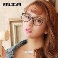2017 RITA Moda oculos feminino Rhinestone Marcos de Anteojos Mujeres Gafas de Diseño Óptico Lente Transparente Gafas Gafas