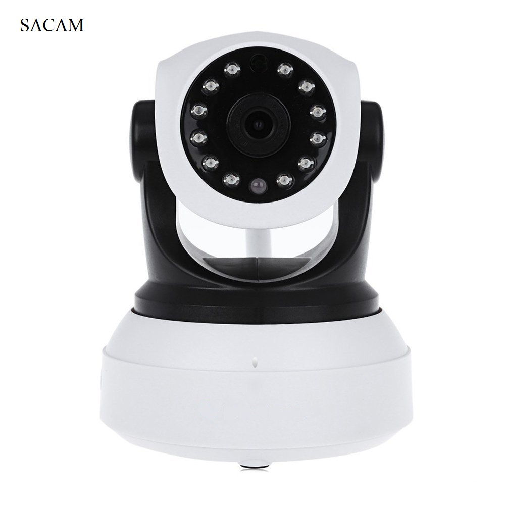 SACAM HD Wireless Security IP Camera Wifi Wi-fi R-Cut Night Vision Audio Recording Surveillance Network Indoor Baby Monitor Eye4