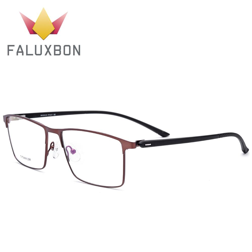 Transparent c4 Myopie Männlichen Legierung Rechteck c3 Brillen Männer 2019 c2 Qualität Optische Mode Brille Hohe Marke Neue C1 fIfTnC0vx
