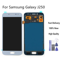 For Samsung Galaxy J2 Pro 2018 LCD J250 J250F/DS Display Touch Screen Digitizer Replacement for Samsung J2 2018 Lcd+Tools