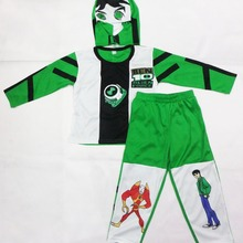kid Cosplay Halloween Party costumes Ben 10: Race Against Ti