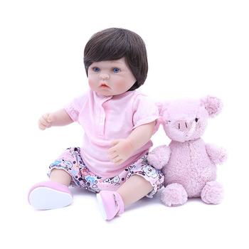 Bebes reborn 40cm silicone reborn baby dolls newborn baby real dolls girls for child birthday gift play house toys