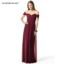 8c447d780a032 Compare Prices on Long Sleeve Bridesmaid Red Dresses- Online ...