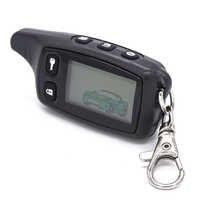 Tomahawk TW9010 Tomahawk 9010 système d'alarme de voiture bidirectionnelle russe Tomahawk TW 9010 porte-clés