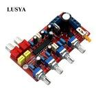 Lusya LM1036 Luxurious Tone Board HIFI Amplifier Tone EQ Treble Bass Volume Control Adjustment Board YJ0027-LM1036 1000UF/25V