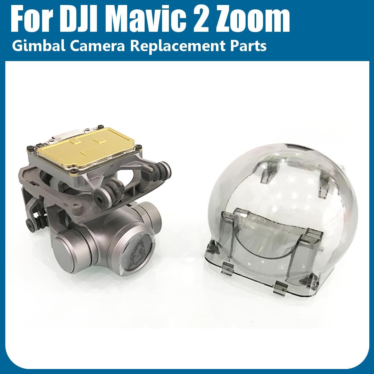 Pièces de rechange vidéo pour caméra à cardan 4 K HD pour Drone DJI Mavic 2 Pro Zoom