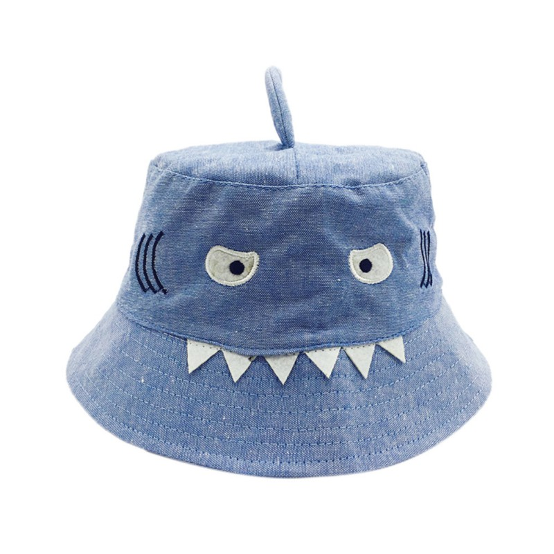 333454fffa0 Autumn Baby Boys Girls Hat Toddler Cute Cartoon Bucket Hats Caps Sun Hat UV  Protection 3 8T-in Hats   Caps from Mother   Kids on Aliexpress.com