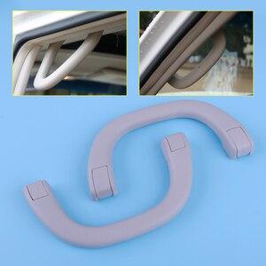 Image 1 - CITALL yeni 2 adet sol ve sağ A Pillar çatı kolu için Fit Mitsubishi Pajero Shogun Montero V31 V32 V33 v73 V77 1991 2004 2005 2006