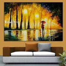 купить!  Горячая мода искусство 100% Ручной росписью Картина Маслом стены картина Wall art Современного  Лучший!