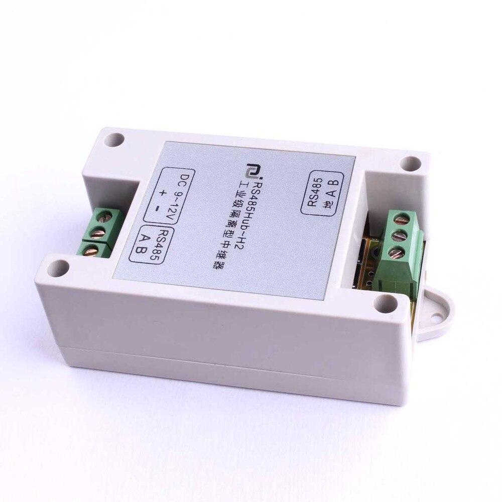 5pcs Entrada de alimentación AC 250V 10A Placa PCB montaje en panel 2 terminales