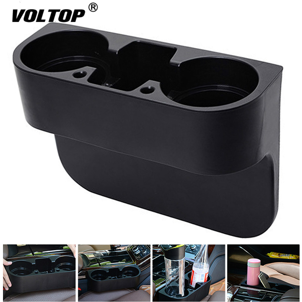 Image 2 - Car Cup Holder Organizer Portable Multifunction Car Coasters Seat Gap Cup Bottle Phone Drink Holder Stand Boxes-in Drinks Holders from Automobiles & Motorcycles