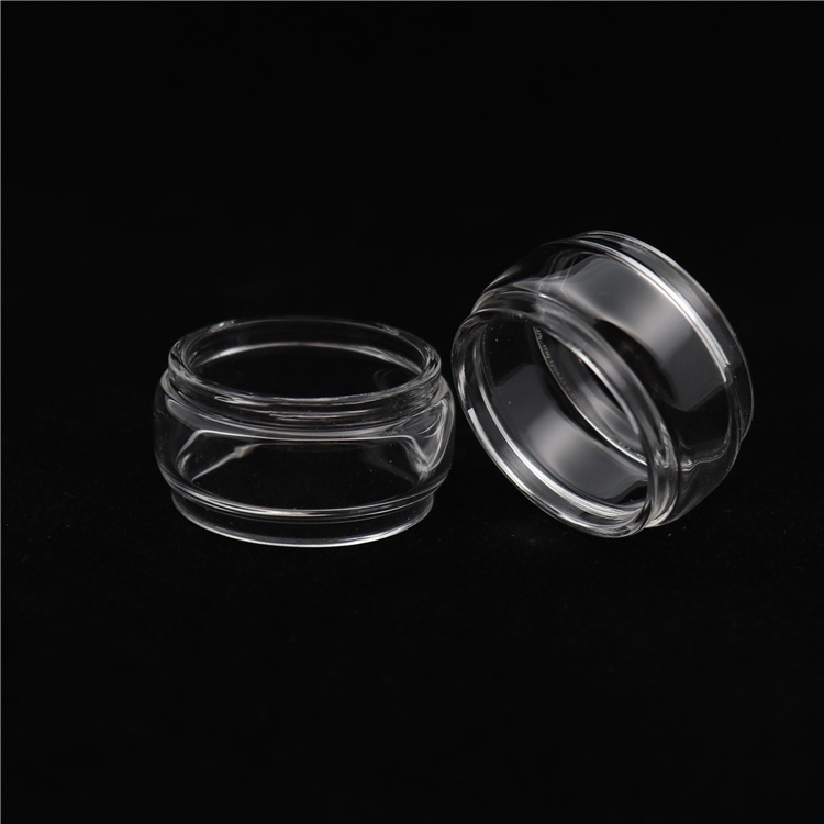 5pcs Replacement Glass Tube For Geekvape Blitzen And 5ml Fatboy