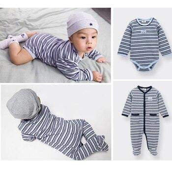 fca23aac5b4 Kavkaz Baby Rompers Set recién nacido Bebé Ropa niños marca winter algodón  monos de manga larga mono trajes mameluco