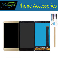 5.5 For Prestigio Grace S7 LTE PSP7551Duo PSP7551 DUO LCD Display + Touch Screen Digitizer With For Panasonic Logo Tools Tape