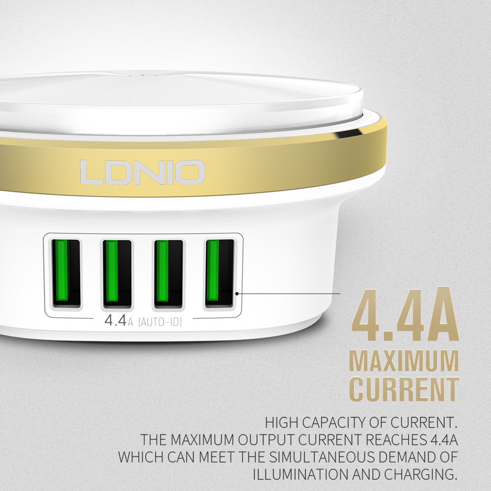 LDNIO Wall charger (4)