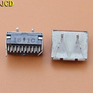 Image 3 - JCD 1 stücke HDMI Port Socket Interface Anschluss Für Sony playstation 3 PS3 für PS3 dünne 3000 4000 HDMI Stecker port