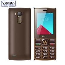 SERVO V9300 Phone Quad Band 2.4″ Screen Dual SIM Cards Cellphones Bluetooth Flashlight MP3 MP4 FM GPRS Russian Language Mobile P