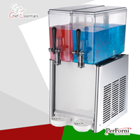 Barissio Larger Capacity Three Tanks 12Lx3 Juice Dispenser For Commercial Use
