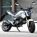 2016-2017 новый большой куклы мотоцикл имитация Hond MSX125 SF ГРОМ 125 маленькая обезьянка мини мотоцикл трамвай
