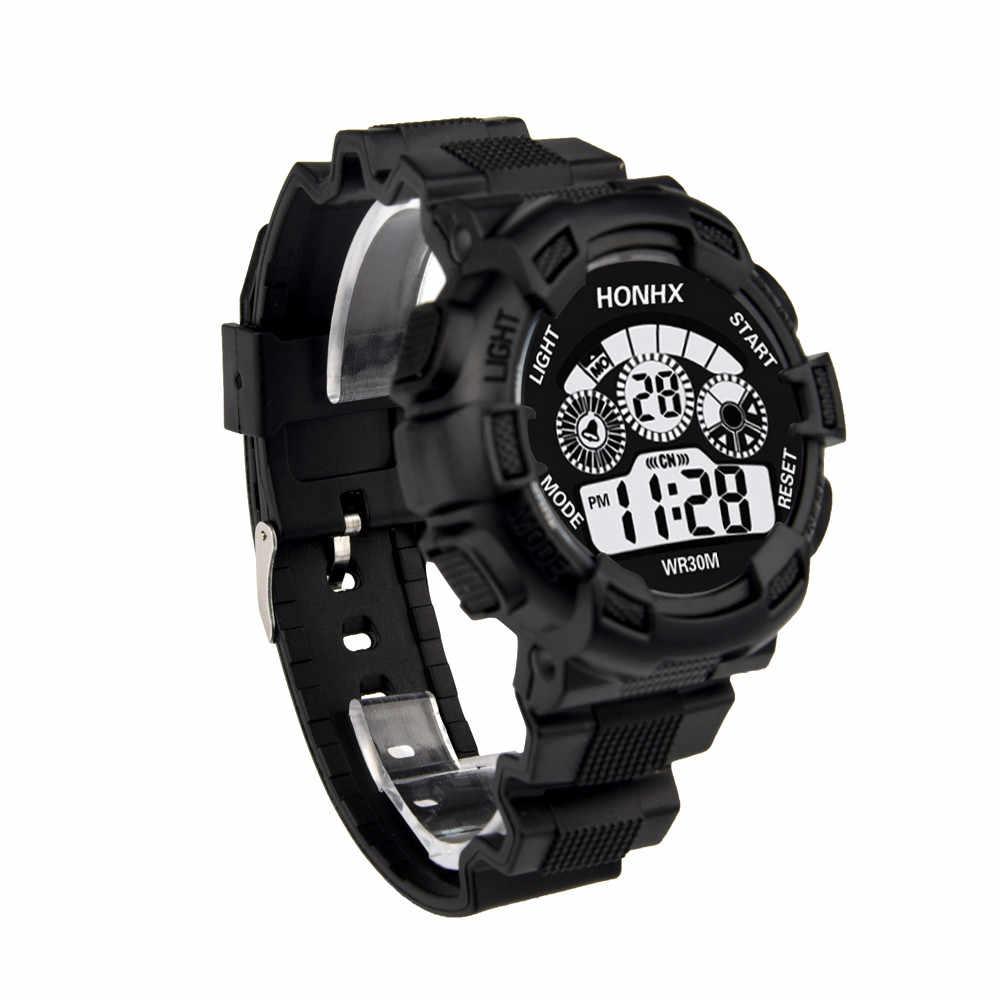 Sale Men Smart Watch Fashion Outdoor Sports Watches 50m Waterproof Atm Swimming Wrist Smart Wris Ches