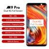 "LEAGOO M9 Pro Face Unlocked Smartphone 5.72"" 18:9 Full Screen 2GB+16GB Android 8.1 MTK6739V Quad Core Fingerprint Mobile Phone"
