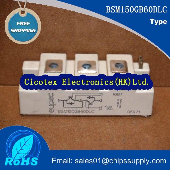 BSM150GB60DLC IGBT MODULE 600V 180A BSM150GB60DLCHOSA1BSM150GB60DLC IGBT MODULE 600V 180A BSM150GB60DLCHOSA1