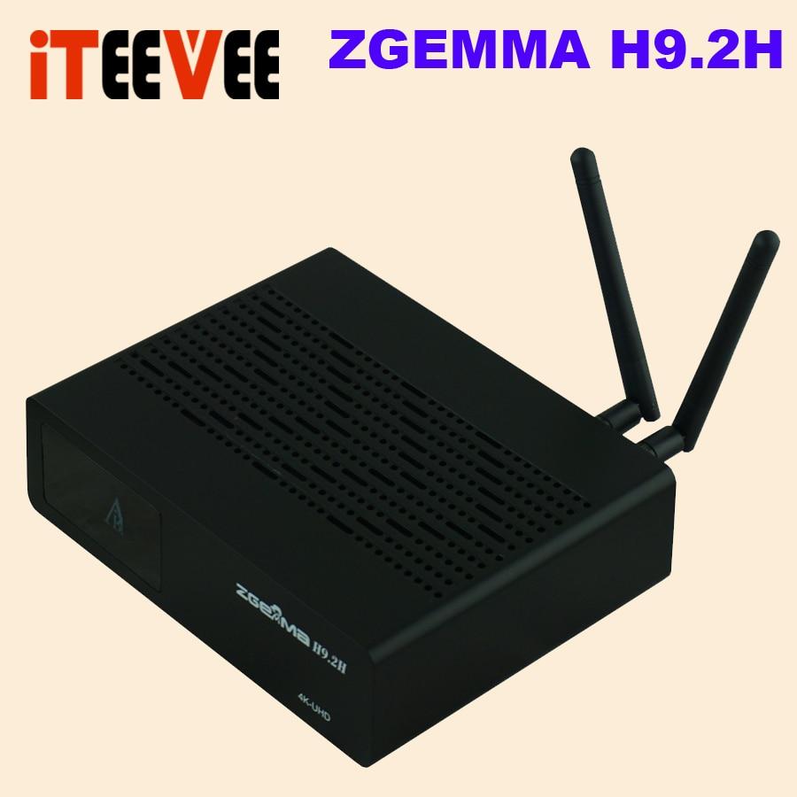 HOT SALE] 1pc 4K UHD Zgemma H7S 2xDVB S2X+DVB T2/C HEVC H