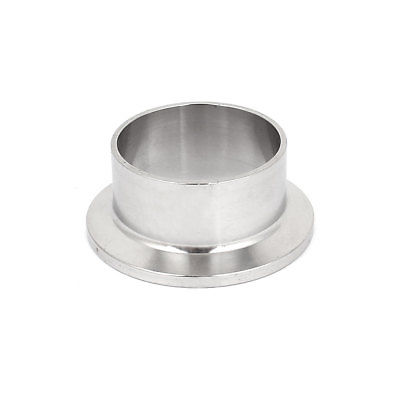 SUS 316 Stainless Steel 38mm OD Sanitary Pipe Weld on Ferrule Fit 1.5 Tri Clamp 1pc 63mm od sanitary check valve tri clamp type stainless steel ss sus 304