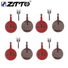 ZTTO MTB горный велосипед полуметаллические тормозные колодки для Мерида Гигантский AVID BB5 PROMAX суппорт