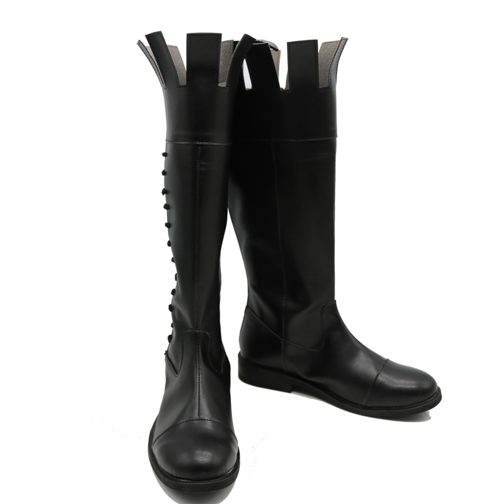 The Tudors Medieval Renaissance Victorian Cosplay Shoes Boots Superhero Halloween Carnival Party Costume Accessories For Men