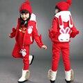 Winter Hoodies For Teenage Girls,Thick Warm Children's Winter Jacket Clothing,Sports Hoodies Sweatshirts,Baby Zip Hoodie Fashion