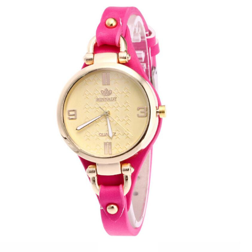 Minimalist Fashion Woman Strap Watch Travel Souvenir Birthday Gifts limited time promotion Popular Womens Watches ultra-thin