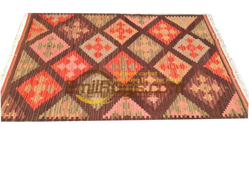 Ручная работа; вязаное; шерстяное Ковры Kilim гостиная ковер Bedroon прикроватные одеяло коридор Средиземноморский стиль 04bv4gc131kilimyg4