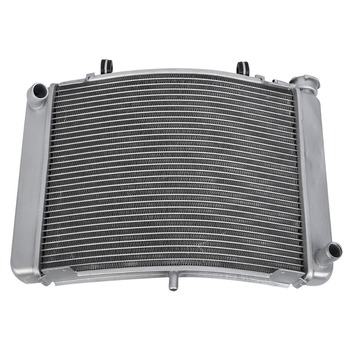Silver Engine Radiator Cooling Cooler For Honda NSR250 1991-1998 1995 Motorcycle Aluminum