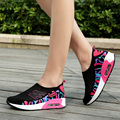 Women Shoes 2016 Summer Womens Casual Shoes Breathable Air Mesh Walking Shoes Height Increasing Slimming Platform Swing Shoes
