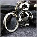 Творческий милый медведь брелок автомобиля подвеска цинковый сплав металла оптом и в розницу