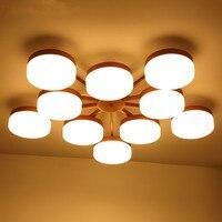 Moderno led luzes de teto sala estar luminárias quarto lâmpadas teto iluminação da sala crianças casa iluminação teto|Luzes de teto| |  -