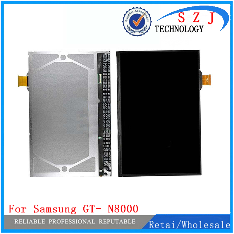 New 10.1'' inch For Samsung GT- N8000 Galaxy Note N8005 N8010 LCD Display Screen Panel Repair Part Fix Replacement Free Shipping new replacement part for samsung galaxy s advance gt i9070 i9070 lcd screen and touch digitizer with frame 1pc lot free shipping